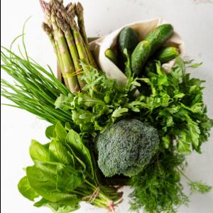 protein-rich vegetables